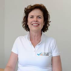 Fysiotherapeut Paulette Verloop