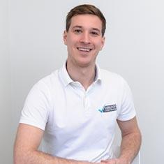 Fysiotherapeut Peter van Doormalen
